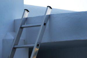 Ladder inklapbaar